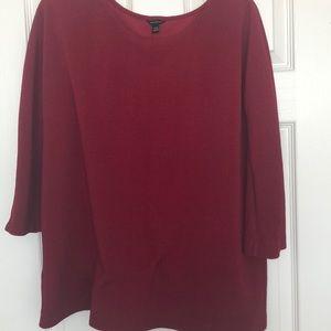 Ann Taylor XXL blouse